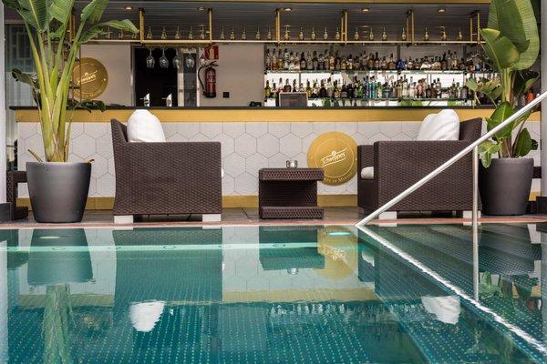 Gran Hotel La Florida - фото 14