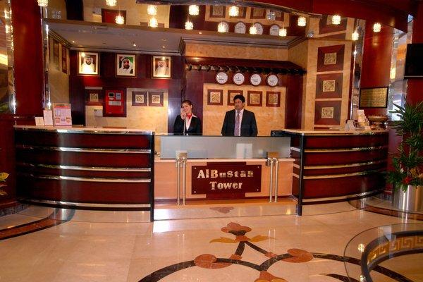 Al Bustan Tower Hotel Suites - фото 19