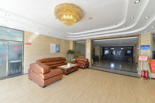 Beijing Airport Silver Ocean Hotel - фото 14