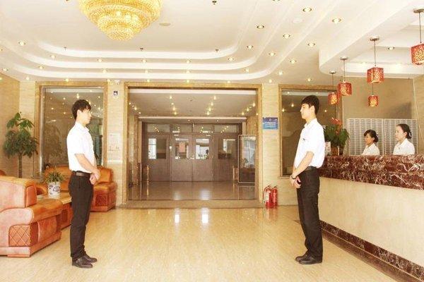 Beijing Airport Silver Ocean Hotel - фото 15