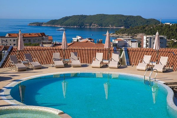 Spa Resort Becici - фото 21
