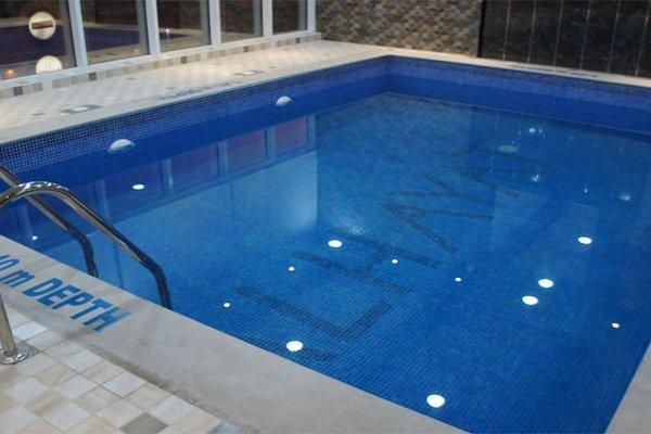 Al Hayat Hotel Suites - фото 23