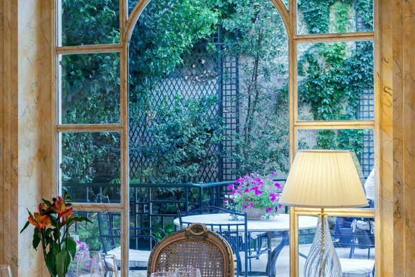 Отель Relais&Chateaux Orfila - фото 10