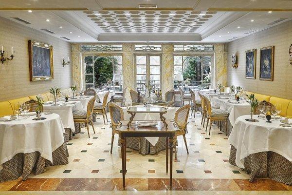 Отель Relais&Chateaux Orfila - фото 13