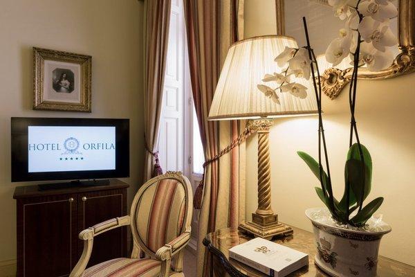 Отель Relais&Chateaux Orfila - фото 3