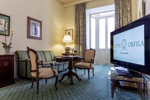Отель Relais&Chateaux Orfila - фото 4
