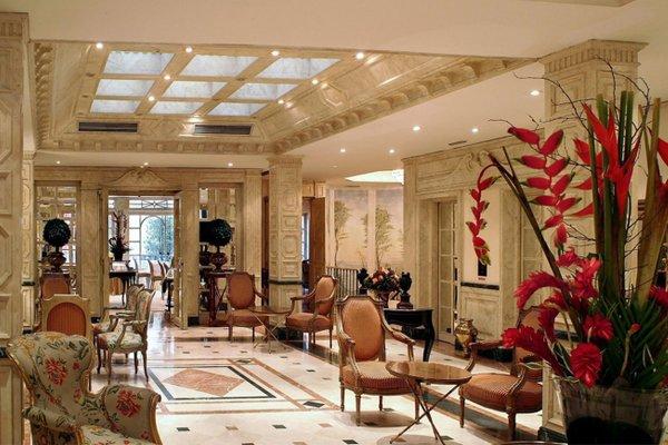 Отель Relais&Chateaux Orfila - фото 6