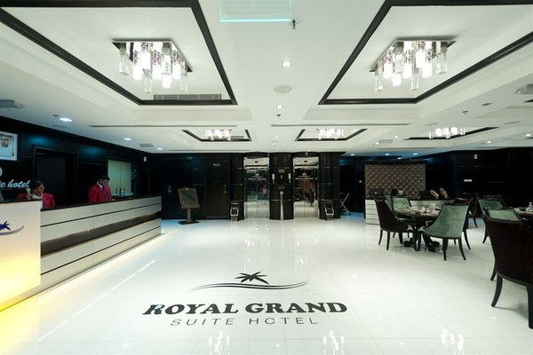 Royal Grand Suite Hotel - фото 14