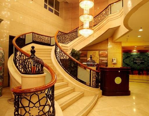 Ningxia Dasha Hotel - фото 10