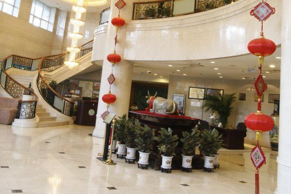 Ningxia Dasha Hotel - фото 17