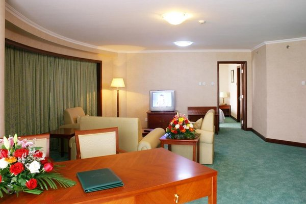 Ningxia Dasha Hotel - фото 4