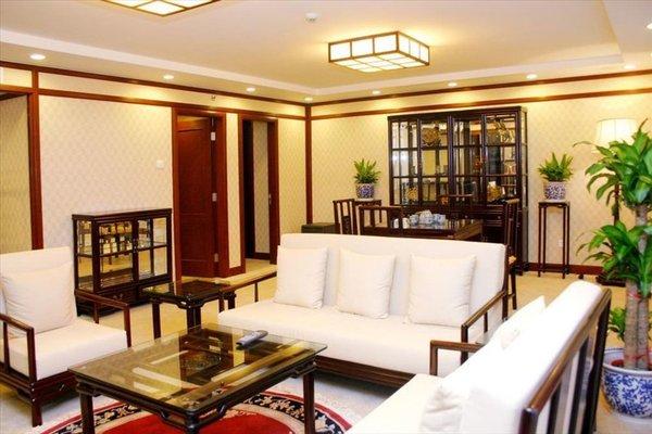 Ningxia Dasha Hotel - фото 7