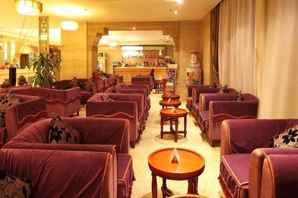 Ningxia Dasha Hotel - фото 9