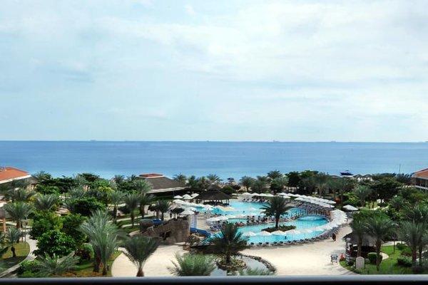 Fujairah Rotana Resort & Spa - Al Aqah Beach - фото 23