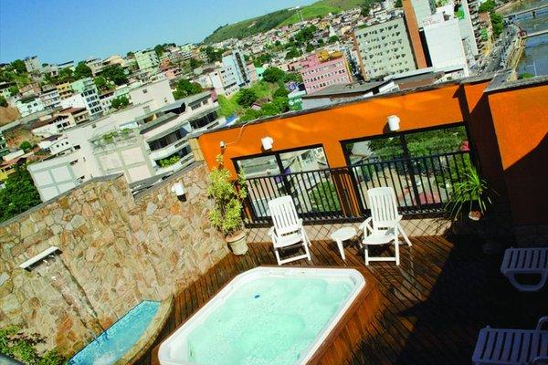 Cachoeiro Plaza Hotel - фото 20