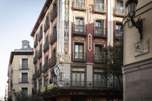 Petit Palace Posada del Peine - фото 22
