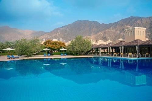 Miramar Al Aqah Beach Resort - фото 21