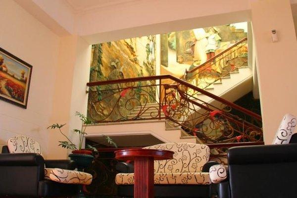 Hotel Mega Lestari - фото 12
