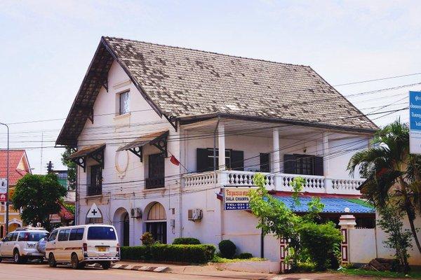 Salachampa Hotel - фото 17