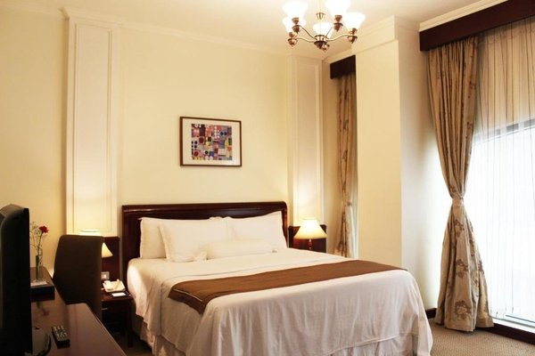 Siji Hotel Apartments - фото 50
