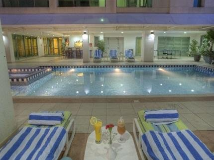 Siji Hotel Apartments - фото 21