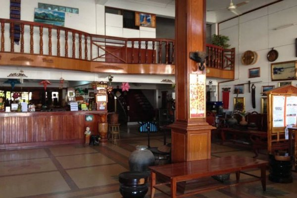 Champa Hotel - фото 11