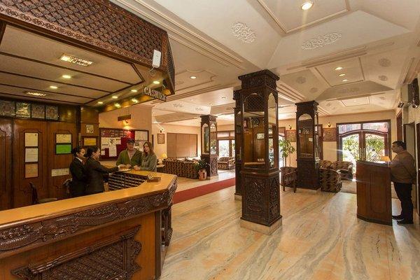 Hotel Marshyangdi - фото 17