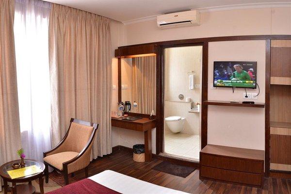 Hotel Marshyangdi - фото 5