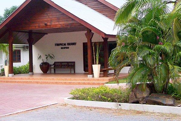 Tropical Resort Langkawi, Пантай Тенгах