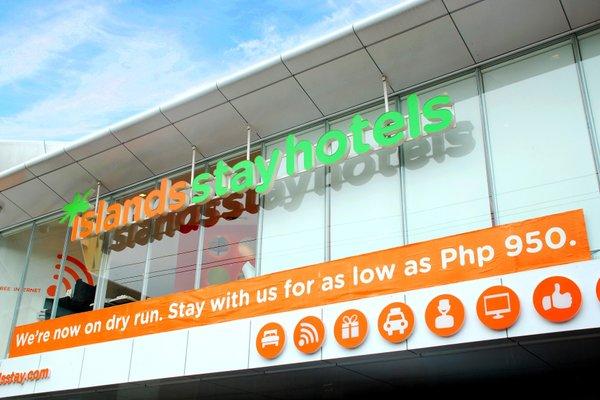 Islands Stay Hotels - Uptown - фото 15