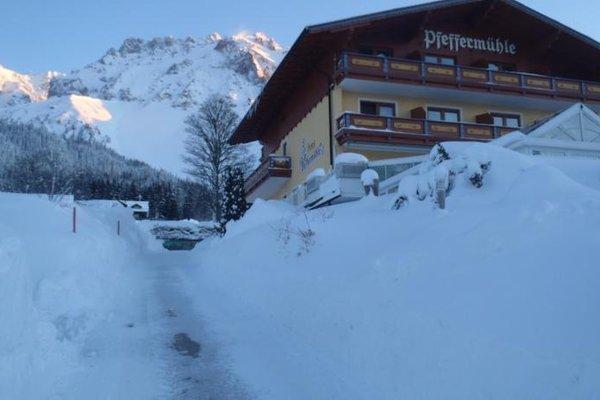 Hotel Pfeffermuhle - фото 23