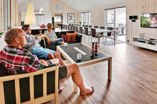 Eight-Bedroom Holiday home in Frederiksvaerk - фото 3