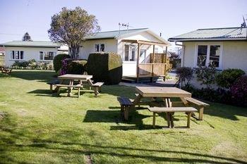 All Seasons Kiwi Holiday Park Taupo - фото 20