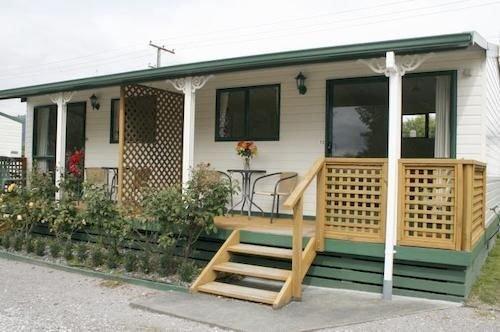 All Seasons Kiwi Holiday Park Taupo - фото 21