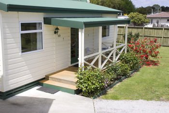 All Seasons Kiwi Holiday Park Taupo - фото 22