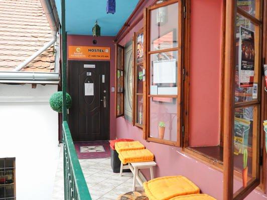 Hostel Marrakesh - фото 19