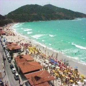 Pousada Mar Dos Anjos - фото 20
