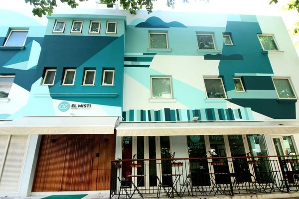 El Misti Hostel Ipanema - фото 22