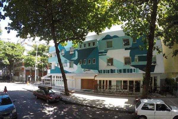 El Misti Hostel Ipanema - фото 23