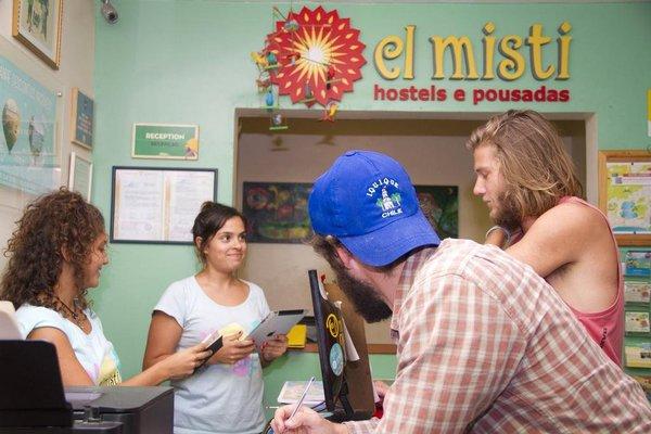 El Misti Hostel Ipanema - фото 8
