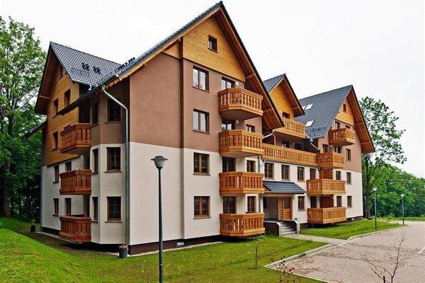 Apartamenty Sun&Snow Lesny Dom - фото 11