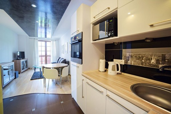 Apartamenty Sun&Snow Lesny Dom - фото 7