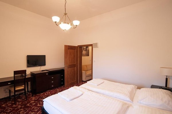 Hotel Zamek Valec - фото 7