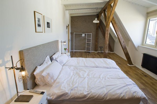 Berlin Base Apartments - фото 28
