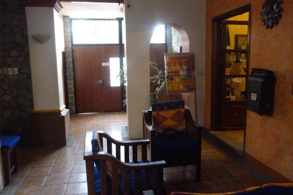 Hotel Casa Arnel - фото 10