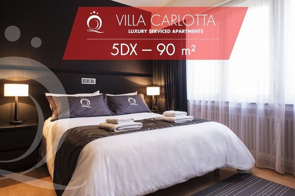 The Queen Luxury Apartments - Villa Carlotta - фото 13