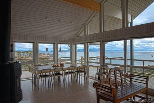 Vestfjord Service Villa - фото 11