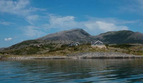 Vestfjord Service Villa - фото 19