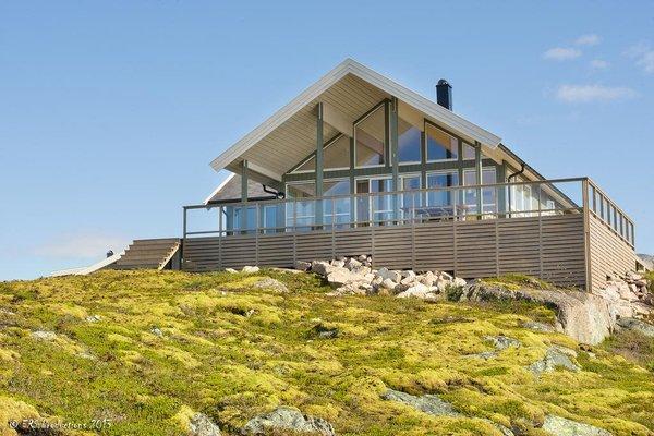 Vestfjord Service Villa - фото 20