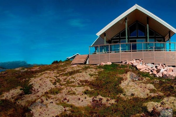 Vestfjord Service Villa - фото 22